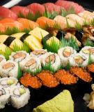 Phát hiện gây sốc về món sushi