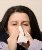 5 cách đối phó với bệnh do thời tiết