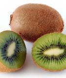 Những tác dụng của trái kiwi