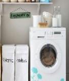 Mách bạn cách làm sạch máy giặt