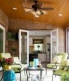 Những mẫu thiết kế hiên nhà đẹp hoàn hảo