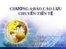 Báo cáo lưu chuyển tiền tệ - Ths Nguyễn Tuyết Mai