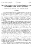 """Báo cáo """" ảnh hưởng của SiO2 và Al2O3 tới độ bền ăn mòn hợp kim ZnNi trong môi trường tự nhiên và nhân tạo"""""""