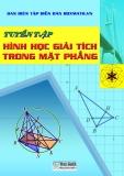 Tuyển tập hình học giải tích trong mặt phẳng