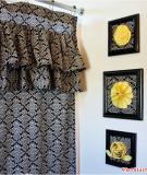 Tranh hoa vải 3D ấn tượng