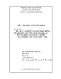Luận văn:TỔ CHỨC NGHIỆP VỤ GIAO NHẬN HÀNG XUẤT KHẨU NGUYÊN CONTAINER BẰNG ĐƯỜNG BIỂN TẠI CÔNG TY TNHH GIAO NHẬN VẬN TẢI Á CHÂU - AT