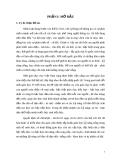 """Đề tài: Vận dụng phương pháp trò chơi phân vai cho học sinh lớp 1 trường tiểu học Hà Lộc II thị xã Phú Thọ"""", nhằm hình thành kỹ năng tự tin – bạo dạn trước đám đôn"""