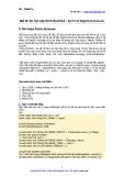 Lập trình Android cơ bản: Bài 6