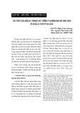 """Báo cáo """" Vai trò của Macau trong hệ thống thương mại Bồ Đào Nha ở châu Á thế kỷ XVI – XVII"""""""