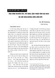 """Báo cáo """"Tình hình nghiên cứu, phê bình, dịch thuật văn học Nga tại Việt Nam những năm gần đây. """""""