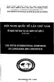 """Báo cáo """"Những địa danh gốc Hán ở một số vùng dân tộc Mông - Dao ở việt Nam (trên cứ liệu địa danh hành chính tỉnh Lào Cai) """""""