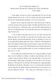 """Báo cáo """"HƯ TỪ TIẾNG VIỆT THẾ KỶ XV TRONG QUỐC ÂM THI TẬP VÀ HỒNG ĐỨC QUỐC ÂM THI TẬP """""""