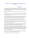 """Báo cáo """" Việc kị húy tên Vua Lê Chiêu Thống và Chúa Trịnh trong Truyện Kiều """""""