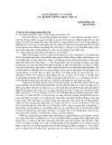 """Báo cáo """" DẠNG BỊ ĐỘNG VÀ VẤN ĐỀ CÂU BỊ ĐỘNG TRONG TIẾNG VIỆT (2)"""""""