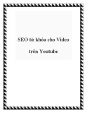 SEO từ khóa cho Video trên Youtube