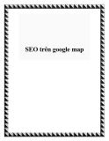 SEO trên google map