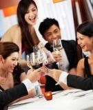 Một số điều cần biết khi uống rượu