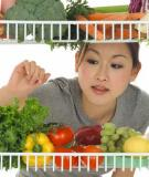 Rau quả tốt cho sức khỏe lúc giao mùa