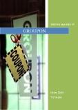 Tiểu luận:Giới thiệu mô hình groupon