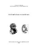 Giáo trình Cơ sở thiết kế máy và chi tiết máy - ĐH Kỹ Thuật Công Nghiệp Thái Nguyên