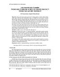 """Báo cáo """" CÁC NGUỒN GÂY Ô NHIỂM TRONG NHÀ Ở HIỆN ĐẠI VÀ MỘT SỐ VẤN ĐỀ CẦN CHÚ Ý TRONG TẠO LẬP MÔI TRƯỜNG Ở"""""""