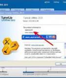 Hướng dẫn sử dụng TuneUp Utilities 2013