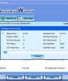 Khôi phục dữ liệu bị xóa với EASEUS Data Recovery Wizard
