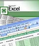 Những phím tắt trong Excel