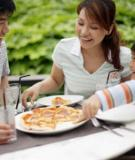 6 Điều Cần Làm Trong Mỗi Bữa Ăn