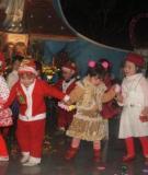 Giữ Sức Khỏe Cho Bé Mùa Giáng Sinh