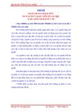 CHỦ ĐỀ  VAI TRÒ CỦA MÔI TRƯỜNG TỰ NHIÊN  ĐỐI VỚI SỰ TỒN TẠI VÀ PHÁT TRIỂN CỦA CON NGƯỜI,  SỰ PHÁT TRIỂN CỦA KINH TẾ-XÃ HỘI