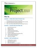 Giáo trình micrsoft project 2010 cơ bản
