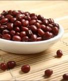 Bài thuốc chữa bệnh từ đậu đỏ