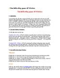 Tìm hiểu tổng quan về Wireless