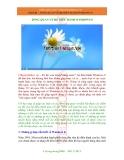 TỔNG QUAN VỀ HỆ ĐIỀU HÀNH WINDOWS 8