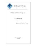 Giáo trình Luật so sánh - Ths.Tăng Thanh Phương