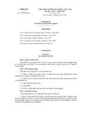 Nghị định đăng ký doanh nghiệp