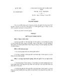 Tài liệu Luật doanh nghiệp