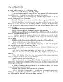 bài giảng môn Luật đất đai