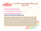 Sơ lược về Mỹ thuật thời Trần (1226-1400)