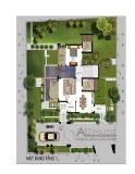 Thiết kế biệt thự vườn đồi trên khuôn viên 570m2