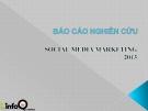 Social media marketing report Viet Nam 2013