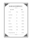 Đề tài: Thị trường tiền tệ Việt Nam