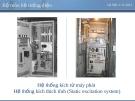 Hệ thống kích từ máy phát  Hệ thống kích thích tĩnh (Static excitation system)