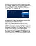 Lock hình ảnh màn hình khóa trong Windows 8