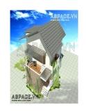 """Thiết kế nhà vườn """"xanh"""" với vật liệu bền vững"""
