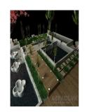 Thiết kế nhà ở kết hợp kinh doanh trên đất 10x20m