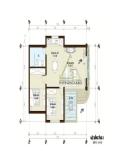 Thiết kế nhà một tầng trên đất 11,2m x 20m