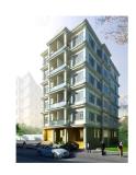 Xây chung cư 6 tầng cho khách nước ngoài thuê