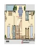 Thiết kế nhà ở kết hợp văn phòng trên đất 5,5 x 20m